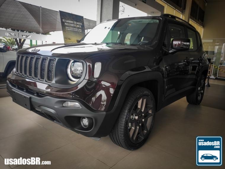 Jeep Renegade 1 8 Limited Marrom 2020 2020 Goiania 1019585