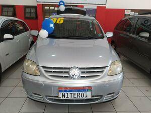 Volkswagen Fox 1.0 Plus Prata 2006