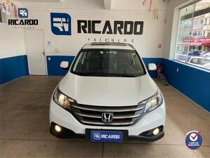 Honda CRV 2.0 EXL Branco 2014