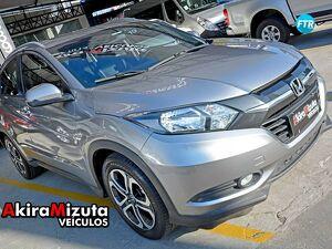 Honda HR-V 1.8 EXL Cinza 2016