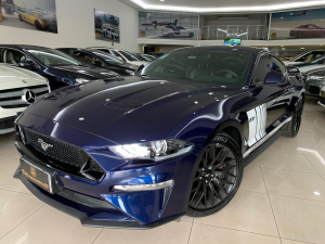 FORD MUSTANG 5.0 GT PREMIUM V8 Azul 2019
