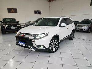 Mitsubishi Outlander 3.0 HPE-S AWD Branco 2019