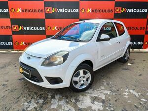 Ford KA 1.0 8V Branco 2012