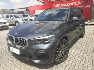 BMW X5 3.0 30D Turbo Cinza 2020