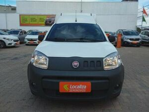 Fiat Fiorino 1.4 Furgão Hard Working 8V Branco 2019