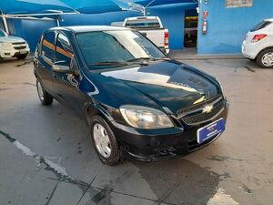Chevrolet Celta 1.0 LT 8V Preto 2013