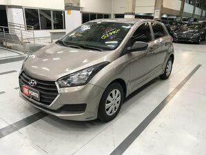 Hyundai HB20 1.0 Comfort Prata 2018