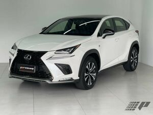 Lexus NX 300 2.0 Vvt-i Turbo Luxury AWD Branco 2018