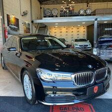 BMW 730iL 3.0 V8 Preto 2017