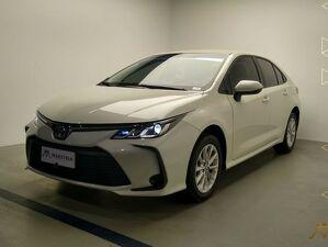 Toyota Corolla 2.0 GLI Branco 2020