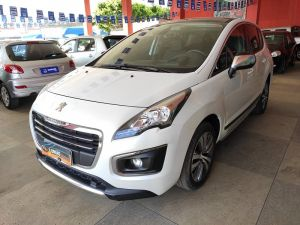 PEUGEOT 3008 1.6 THP GRIFFE Branco 2015