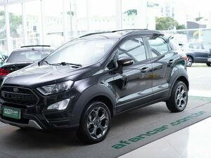 Ford Ecosport 2.0 Direct Storm 4WD Preto 2020