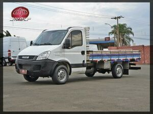 Iveco Daily 35S14 Chassi Branco 2017