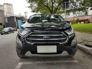 Ford Ecosport 2.0 Titanium 16V Preto 2018