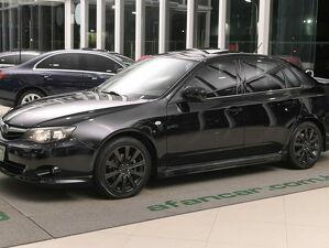 Subaru Impreza 2.0 AWD 16V Preto 2011