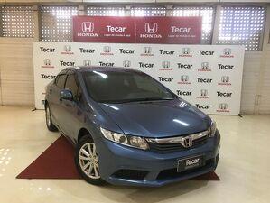 Honda Civic 1.8 LXS Azul 2015