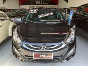 Hyundai I30 1.8 Preto 2015