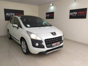 PEUGEOT 3008 1.6 THP GRIFFE Branco 2012