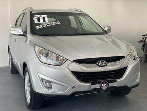 Hyundai IX35 2.0 16V Prata 2011