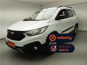 Chevrolet Spin 1.8 Activ 8V Branco 2019