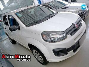 Fiat Uno 1.0 Firefly Attractive Branco 2020
