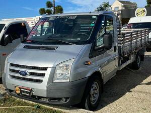 Ford Transit 2.4 Chassi Prata 2011