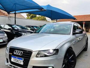 Audi A4 2.0 TFSI Prata 2009