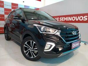 Hyundai Creta 2.0 Prestige Preto 2021