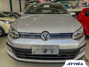 Volkswagen Crossfox 1.6 Prata 2015