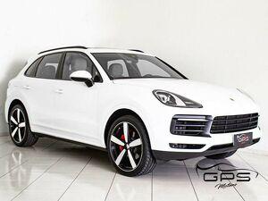 Porsche Cayenne 3.0 V6 AWD Tiptronic S Branco 2019