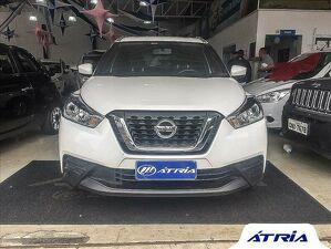 Nissan Kicks 1.6 S Branco 2019