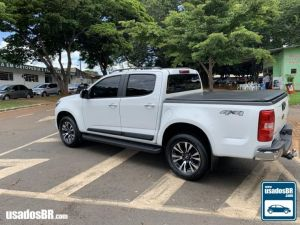 CHEVROLET S10 2.8 LTZ 16V TURBO Branco 2017