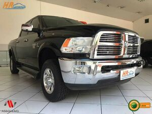 DODGE RAM 6.7 LARAMIE TURBO Preto 2012
