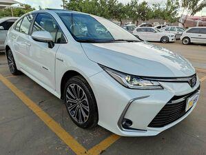 Toyota Corolla 1.8 Altis Premium Hybrid Branco 2020