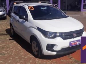 FIAT MOBI 1.0 LIKE Prata 2019