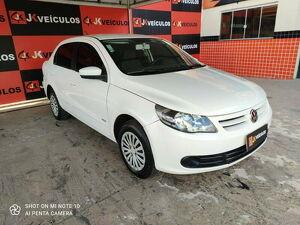 Volkswagen Voyage 1.6 Branco 2013