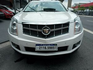Cadillac SRX 3.6 Premium Collection AWD V6 Branco 2011