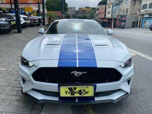 Ford Mustang 5.0 GT Premium V8 Branco 2018
