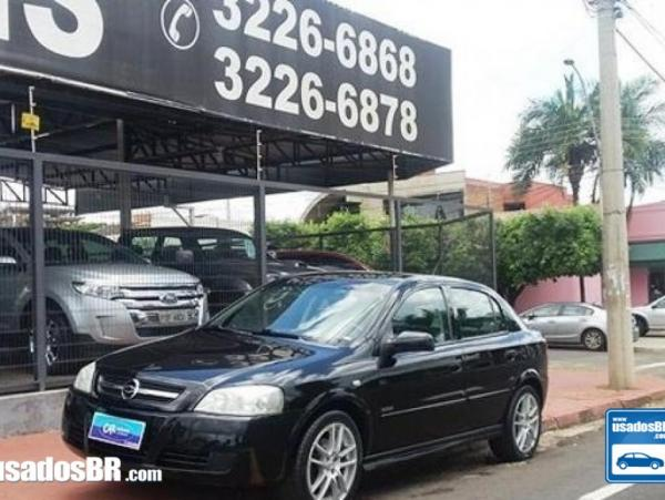 CHEVROLET ASTRA 2.0 ADVANTAGE 8V Preto 2007