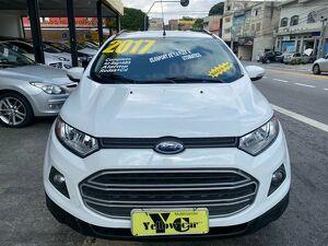 Ford Ecosport 1.6 SE 16V Branco 2017