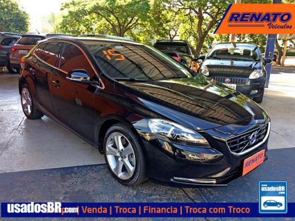 VOLVO V40 2.0 T4 DYNAMIC TURBO Cinza 2015