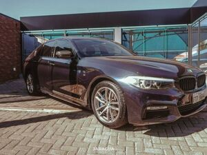 BMW 530i 2.0 M Sport Turbo Preto 2017