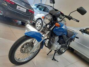 Honda CG 150 Titan 150cc Esdi Mix Azul 2014