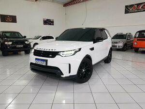 Land Rover Discovery 3.0 SE SDV6 Turbo Branco 2019