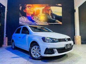 Volkswagen Gol 1.0 12V MPI 8