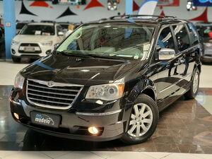 Chrysler Town & Country 3.8 Preto 2010