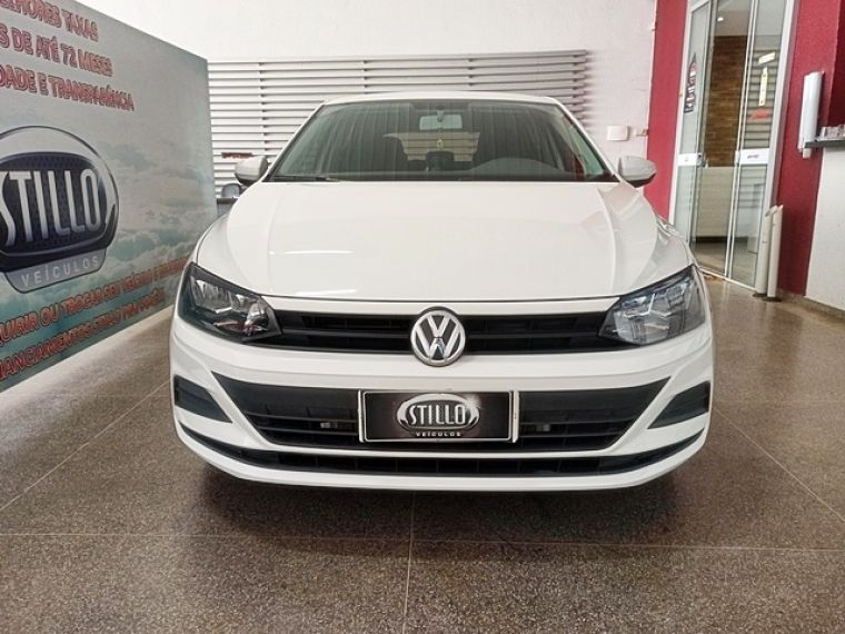VOLKSWAGEN POLO HATCH 1.0 MPI 12V