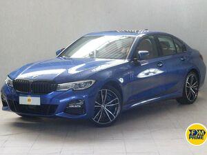 BMW 330e 2.0 Turbo Híbrido M Sport Azul 2021