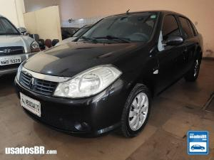 RENAULT SYMBOL 1.6 SL CONNECTION Preto 2011