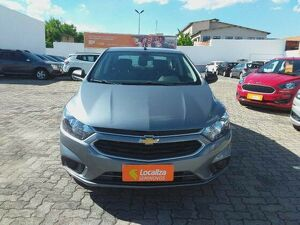 Chevrolet Onix 1.0 Plus Cinza 2020